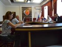 Сергей Карпов провел личный прием граждан в Керчи
